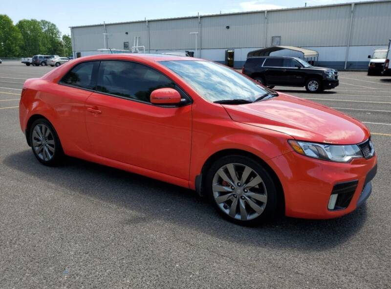 2013 Kia Forte Koup for sale at Collection Auto Import in Charlotte NC