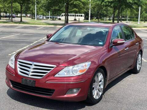2010 Hyundai Genesis for sale at Supreme Auto Sales in Chesapeake VA