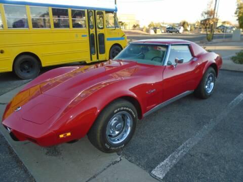 1975 Chevrolet Corvette for sale at Team D Auto Sales in St George UT