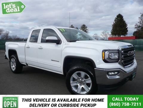 2017 GMC Sierra 1500 for sale at Shamrock Motors in East Windsor CT