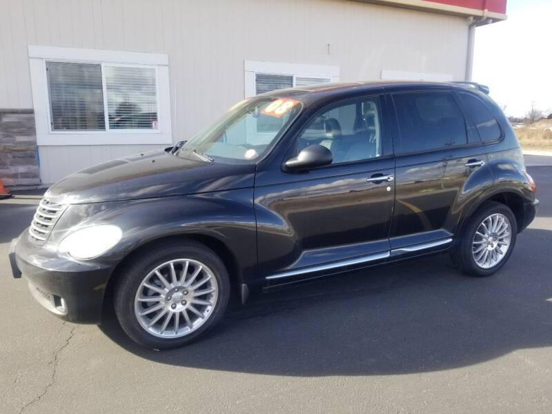 2008 Chrysler PT Cruiser for sale at Drive N Buy, Inc. in Nampa ID