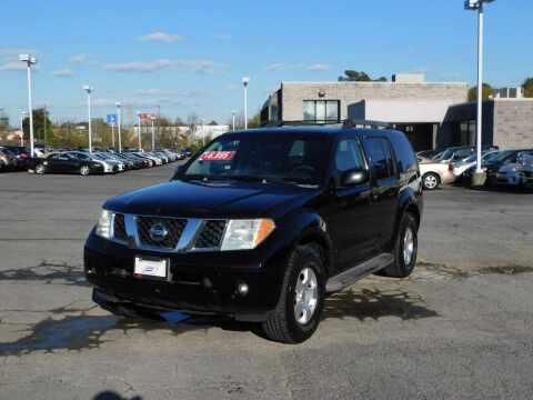 2006 Nissan Pathfinder for sale at Paniagua Auto Mall in Dalton GA