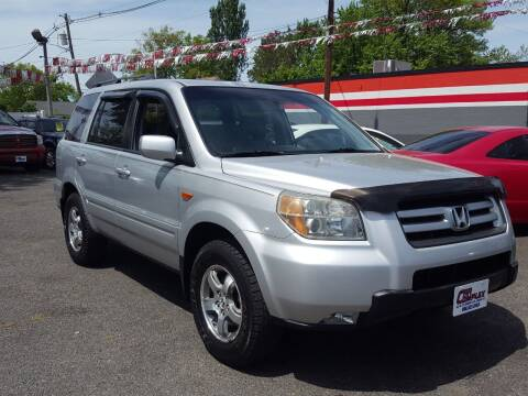 2006 Honda Pilot for sale at Car Complex in Linden NJ