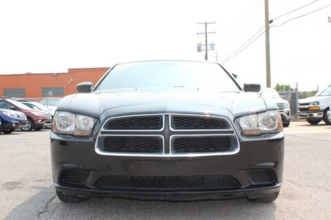 2013 Dodge Charger for sale at Road Runner Auto Sales WAYNE in Wayne MI
