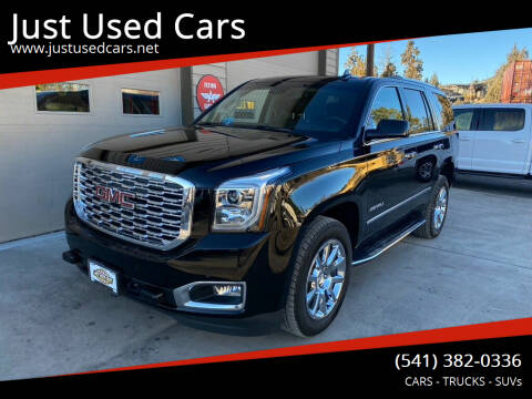 2019 GMC Yukon for sale at Just Used Cars in Bend OR