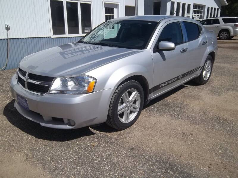 2010 Dodge Avenger for sale at Wieser Auto INC in Wahpeton ND
