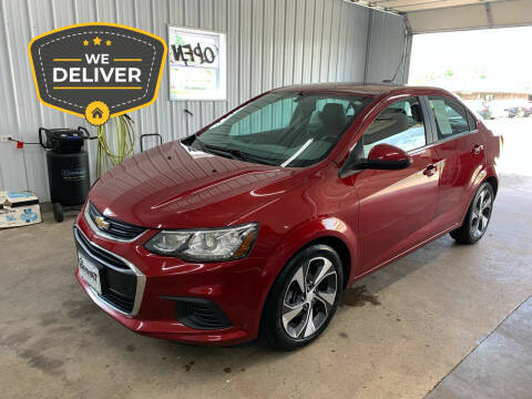 2017 Chevrolet Sonic for sale at Bennett Motors, Inc. in Mayfield KY