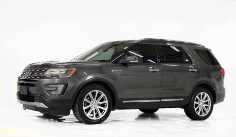 2016 Ford Explorer for sale at Houston Auto Credit in Houston TX