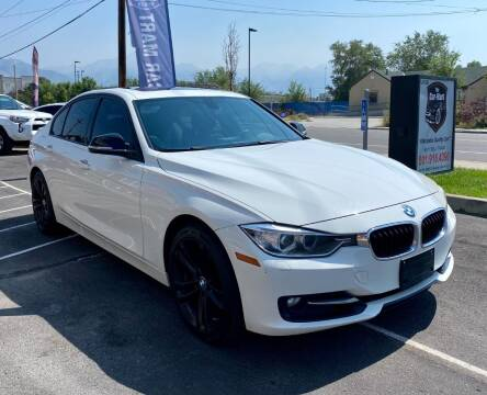 2013 BMW 3 Series for sale at The Car-Mart in Murray UT