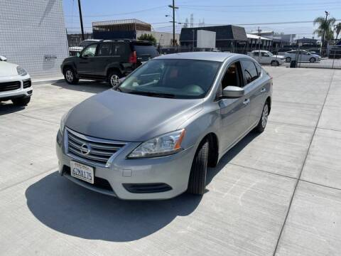 2013 Nissan Sentra for sale at Hunter's Auto Inc in North Hollywood CA