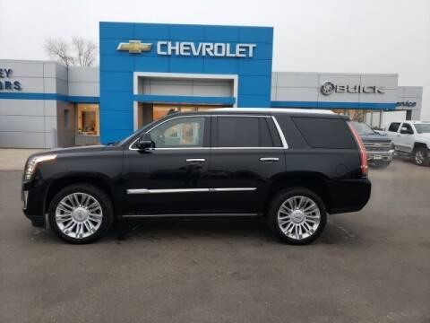 2019 Cadillac Escalade for sale at Finley Motors in Finley ND