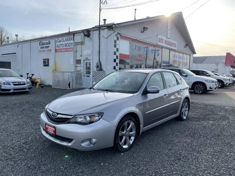 2010 Subaru Impreza for sale at Auto Headquarters in Lakewood NJ
