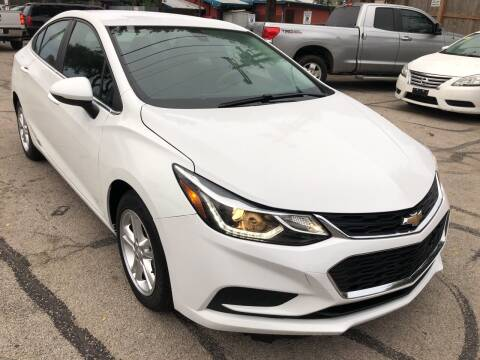 2017 Chevrolet Cruze for sale at PRESTIGE AUTOPLEX LLC in Austin TX