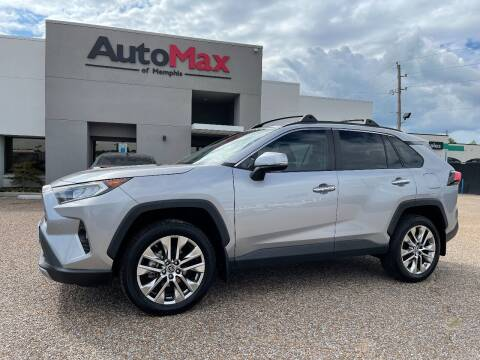 2019 Toyota RAV4 for sale at AutoMax of Memphis - V Brothers in Memphis TN