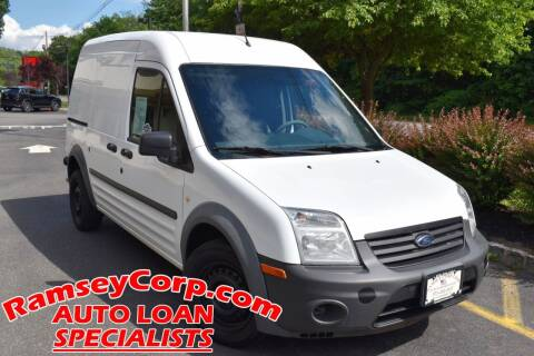 2013 Ford Transit Connect for sale at Ramsey Corp. in West Milford NJ