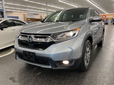 2018 Honda CR-V for sale at Dixie Motors in Fairfield OH
