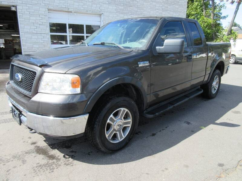 2006 Ford F-150 for sale at BOB & PENNY'S AUTOS in Plainville CT