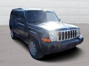 2007 Jeep Commander for sale at Cj king of car loans/JJ's Best Auto Sales in Troy MI