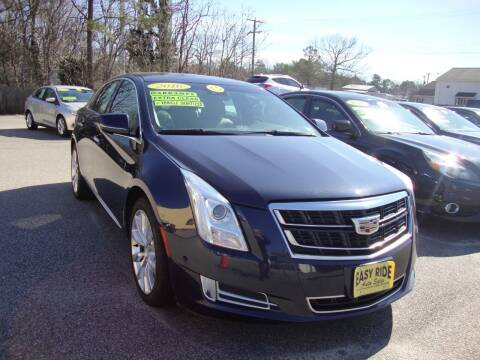 2016 Cadillac XTS for sale at Easy Ride Auto Sales Inc in Chester VA