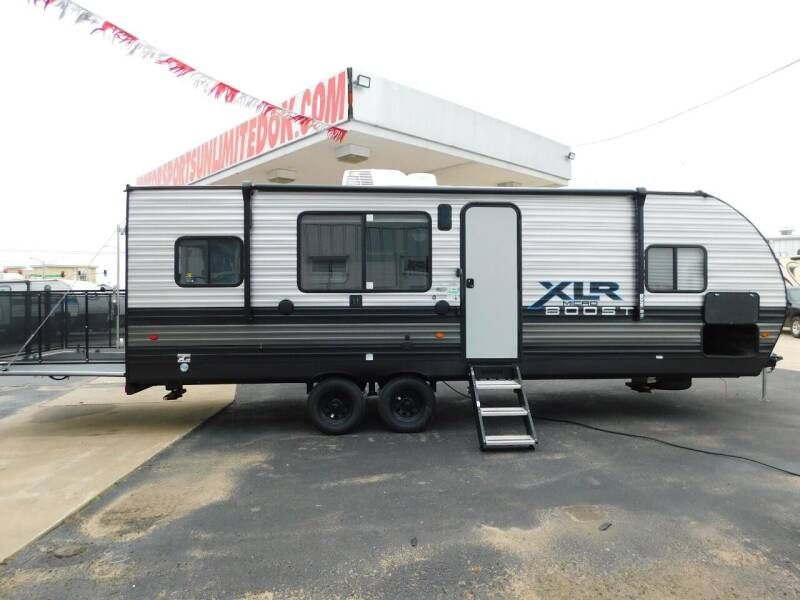 2021 XLR Micro Boost 25LRLE for sale at Motorsports Unlimited in McAlester OK