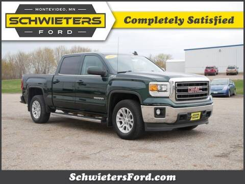 2015 GMC Sierra 1500 for sale at Schwieters Ford of Montevideo in Montevideo MN