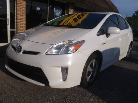 2012 Toyota Prius for sale at Best Buy Autos in Mobile AL