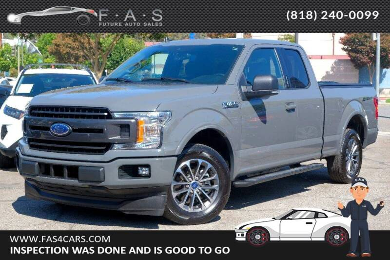 2020 Ford F-150 for sale at Best Car Buy in Glendale CA