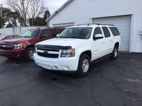 2008 Chevrolet Suburban for sale at Autos Unlimited, LLC in Adrian MI