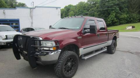 2004 Ford F-250 Super Duty for sale at Auto Outlet of Morgantown in Morgantown WV