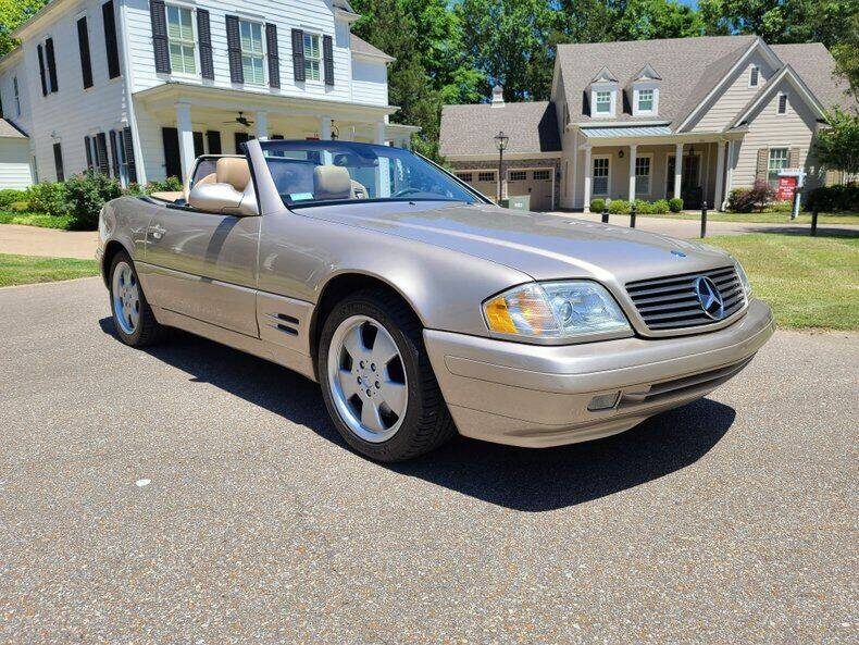 2000 Mercedes-Benz SL-Class for sale in Collierville, TN