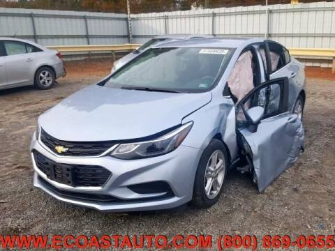 2017 Chevrolet Cruze for sale at East Coast Auto Source Inc. in Bedford VA