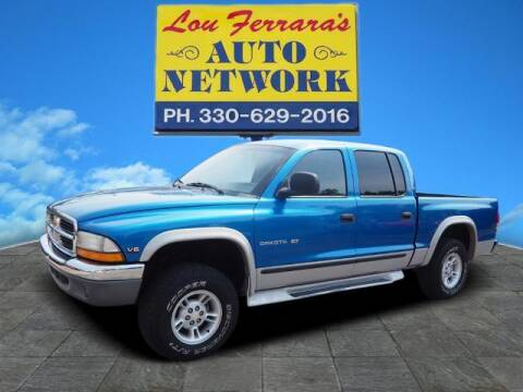 2000 Dodge Dakota for sale at Lou Ferraras Auto Network in Youngstown OH