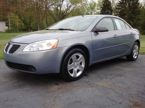 2009 Pontiac G6 for sale at Jay's Auto Sales Inc in Wadsworth OH