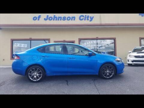 2015 Dodge Dart for sale at PARKWAY AUTO SALES OF BRISTOL - PARKWAY AUTO JOHNSON CITY in Johnson City TN