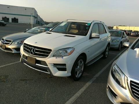 2012 Mercedes-Benz M-Class for sale at Adams Auto Group Inc. in Charlotte NC