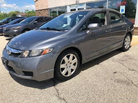 2009 Honda Civic for sale at Jose's Auto Sales Inc in Gurnee IL