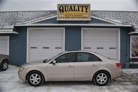 2006 Hyundai Sonata for sale at Quality Pre-Owned Automotive in Cuba MO