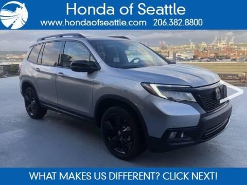 2021 Honda Passport for sale at Honda of Seattle in Seattle WA