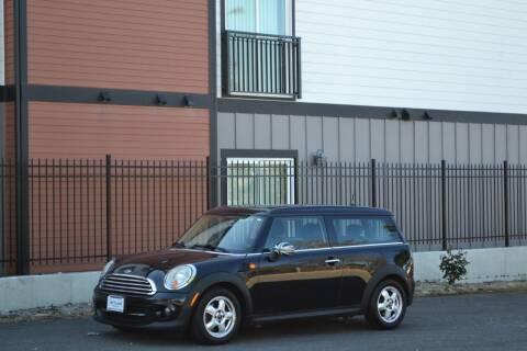 2011 MINI Cooper Clubman for sale at Skyline Motors Auto Sales in Tacoma WA