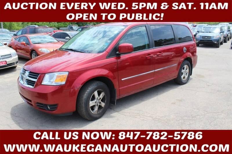 2008 Dodge Grand Caravan for sale at Waukegan Auto Auction in Waukegan IL