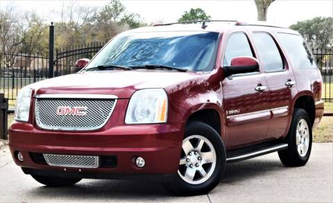 2008 GMC Yukon for sale at Texas Auto Corporation in Houston TX