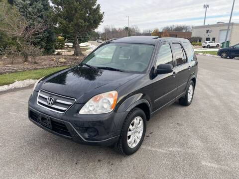 2005 Honda CR-V for sale at JE Autoworks LLC in Willoughby OH