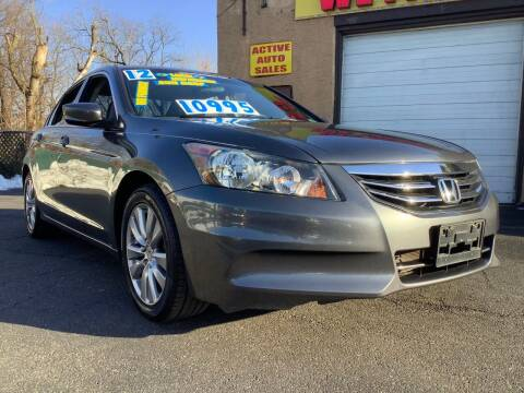 2012 Honda Accord for sale at Active Auto Sales Inc in Philadelphia PA