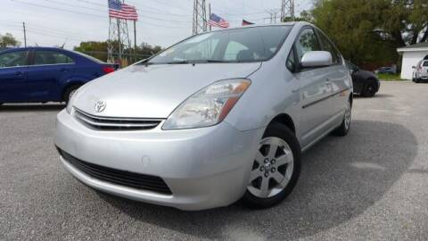 2007 Toyota Prius for sale at Das Autohaus Quality Used Cars in Clearwater FL