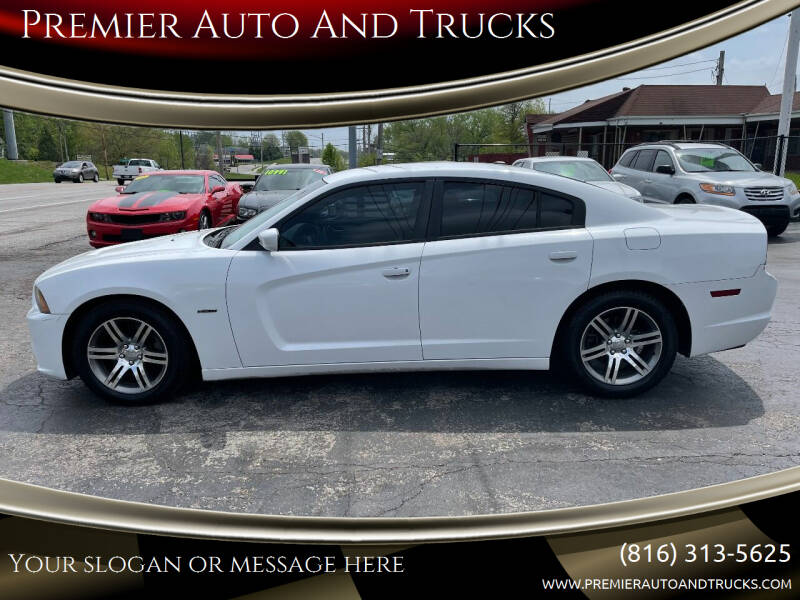 2013 Dodge Charger for sale at Premier Auto And Trucks in Independence MO