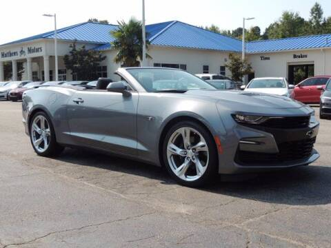 2019 Chevrolet Camaro for sale at Auto Finance of Raleigh in Raleigh NC