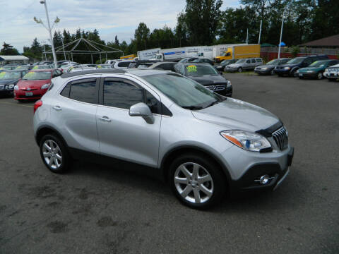 2015 Buick Encore for sale at J & R Motorsports in Lynnwood WA