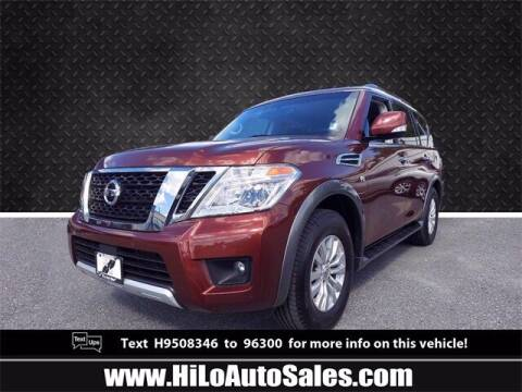 2017 Nissan Armada for sale at Hi-Lo Auto Sales in Frederick MD