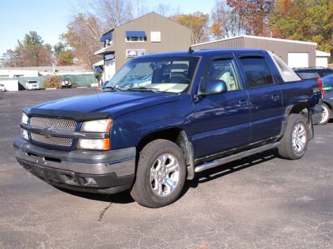 2006 Chevrolet Avalanche for sale at Route 12 Auto Sales in Leominster MA