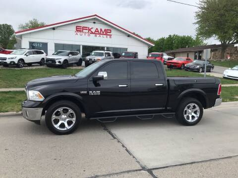 2013 RAM Ram Pickup 1500 for sale at Efkamp Auto Sales LLC in Des Moines IA